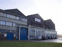Ex engineering factory in Sheffield